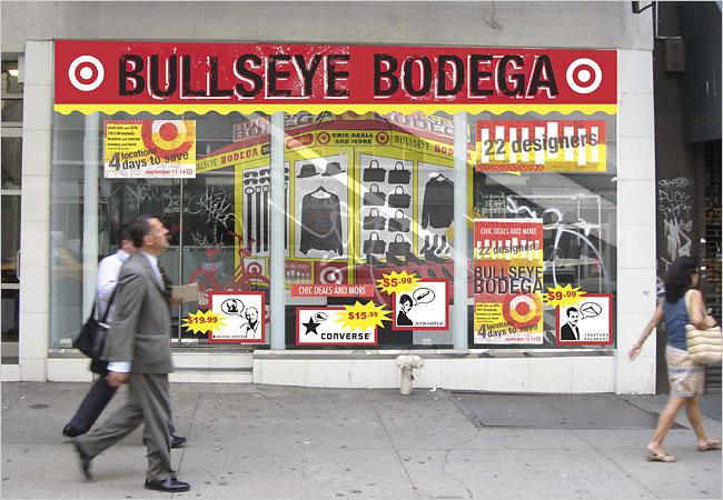 Bullseye Bodega