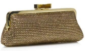 Accessorize - gold bag