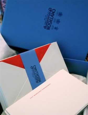 Smythson stationery