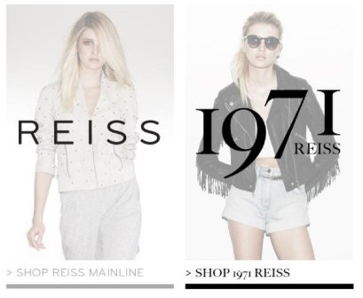 Reiss -Spring Lookbook Women