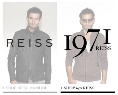 Reiss - Spring Lookbooks