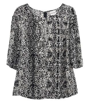 Reiss - Printed Top