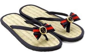 Accessorize - Nautical Flip Flops