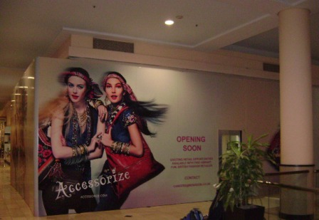 Accessorize - Roosevelt Coming Soon