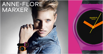 Swatch - Anne Flore Marxer 2