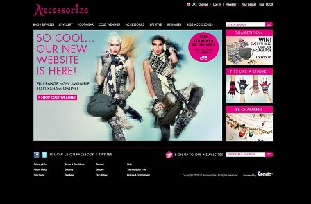 Accessorize - New Website 2