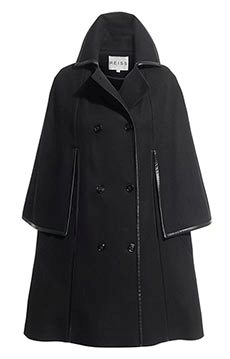 Reiss - Winter - Cape Jacket