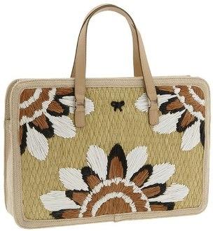 Anya Hindmarch - straw bag