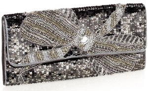 Accessorize - Novelty Bow Clutch