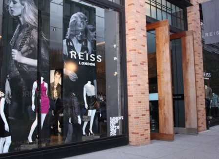 Reiss - NYC Storefront