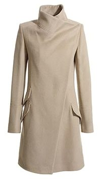 Reiss - Winter - Camel Coat
