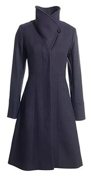 Reiss - Winter - Blue Lady Jacket