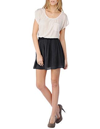Splendid - Dress - Blk Wht