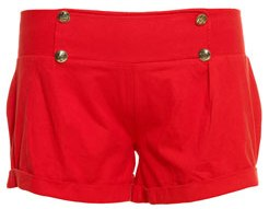 Accessorize - Red shorts