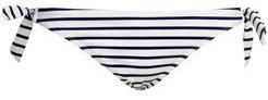 Accessorize - Striped bikini bottom