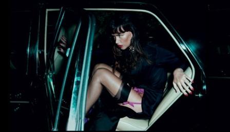 Meet the new face of Agent Provocatuer s Autumn Winter 2012 Campaign! Paz  de la Huerta is known for her gorgeous figure d350d4c06