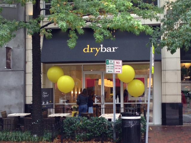Drybar - Bethesda Store - Oct 2012